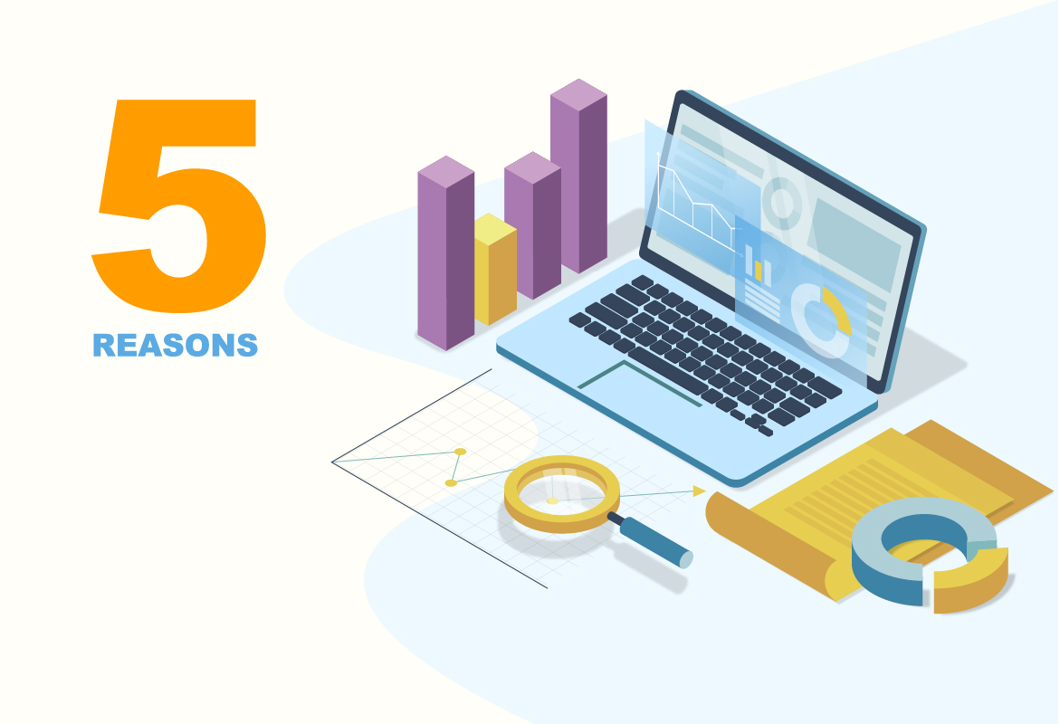 5 reasons why your business needs KPI Dashboard