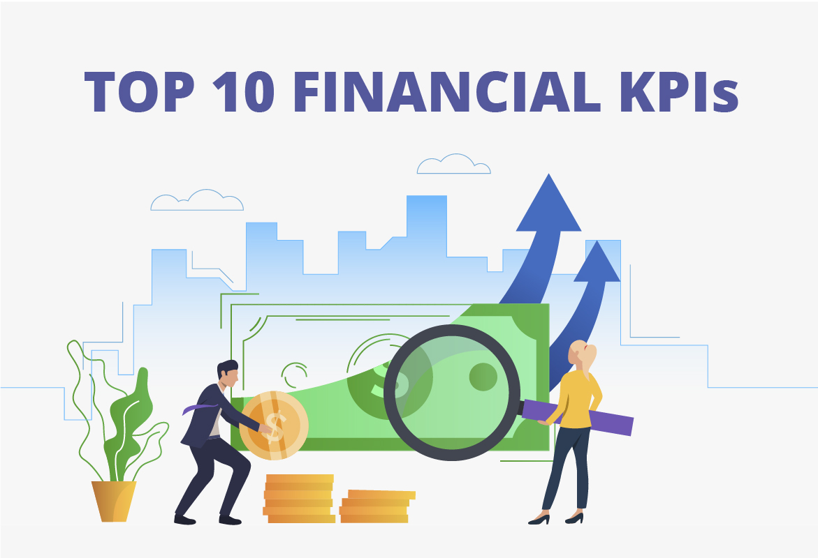 Top 10 financial KPIs for your dashboard